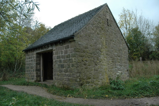Stone Building Near Carsington Water Andy Geograph