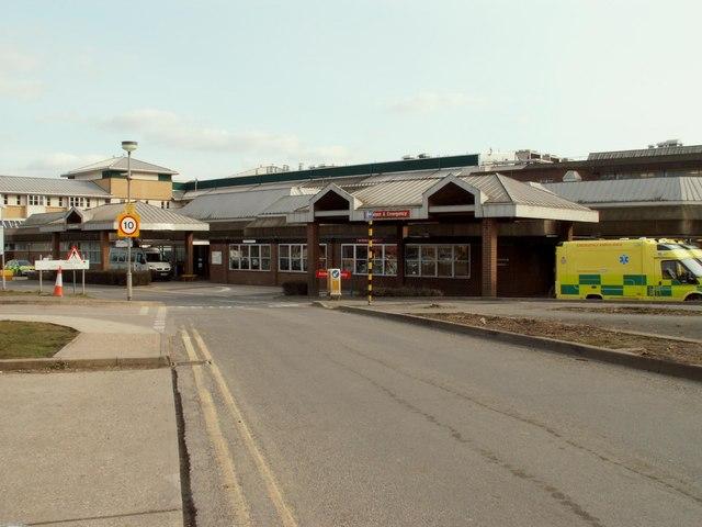 Broomfield Hospital, Essex