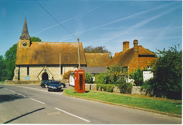 Plaistow Village Church.