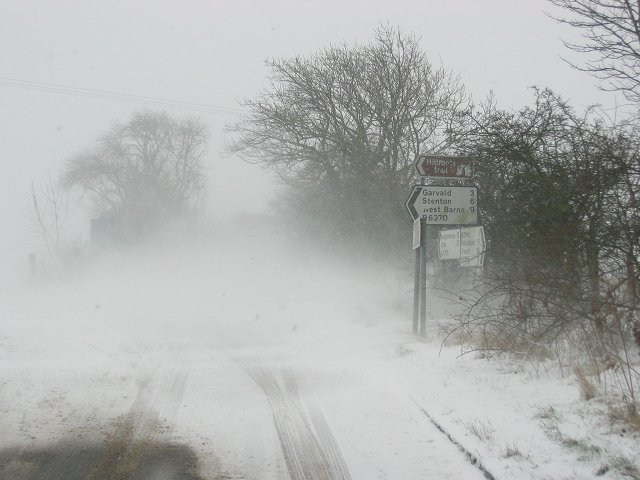 Spindrift, Cross Hill