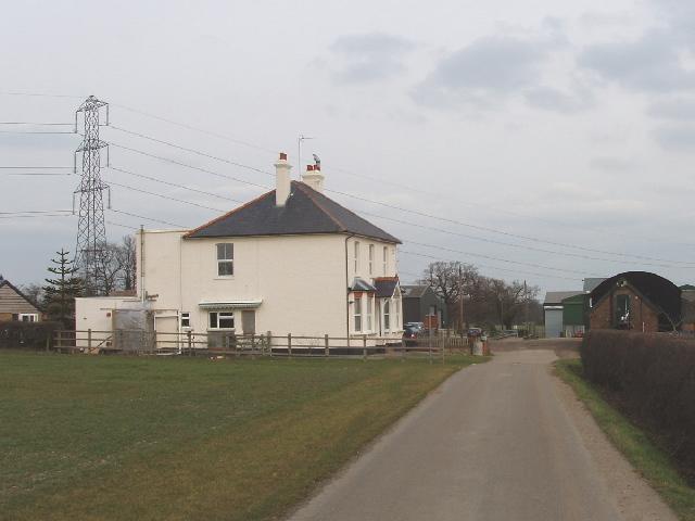 Crossoaks Farm, Ridge