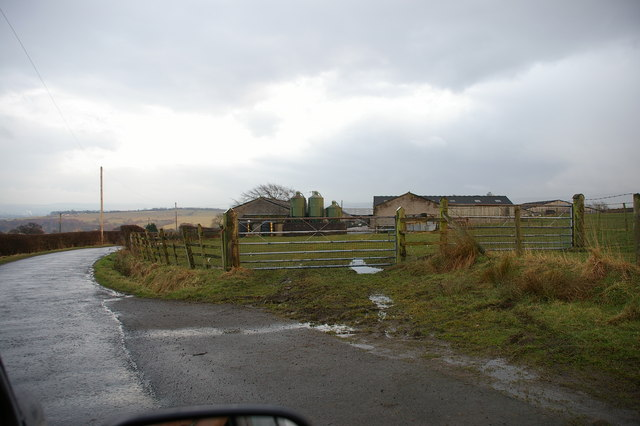 High Whittaker Farm