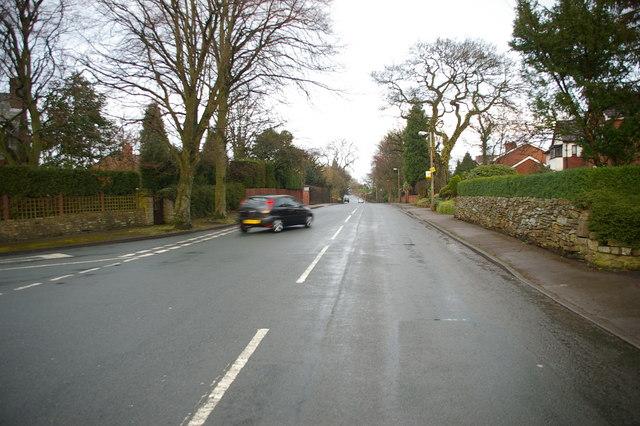 Higham Road, Padiham