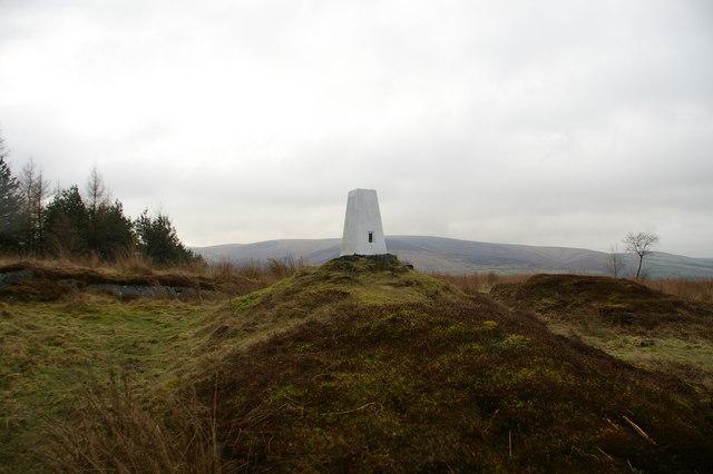 Triangulation Pillar, Black Hill