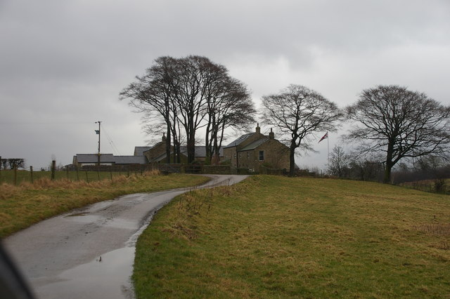 Black Moss House
