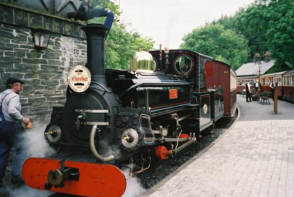 Rheilffordd Festiniog Railway Line