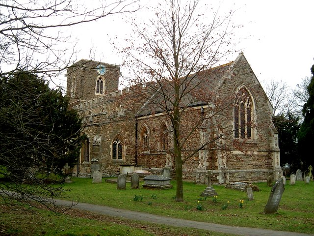 All Saints Church, Wilshamstead (Wilstead)