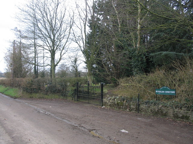 Byfields Cemetery