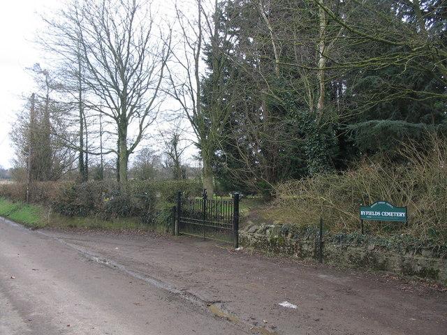 Byfields Cemetery