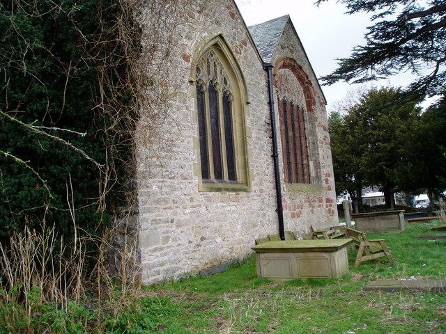Llanynys Church