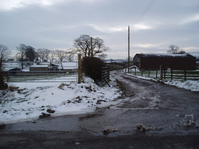 New House Farm, Barnoldswick, Yorkshire