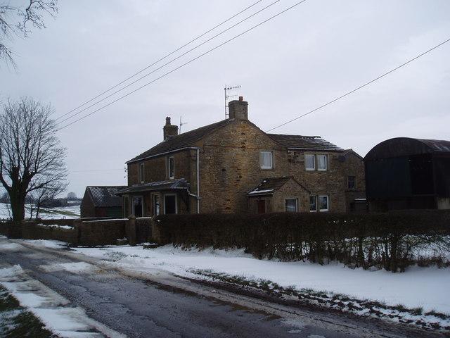 Horrox House, Brogden, near Barnoldswick, Yorkshire