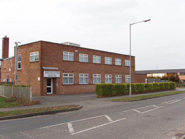 Offices in Manor Way, Borehamwood