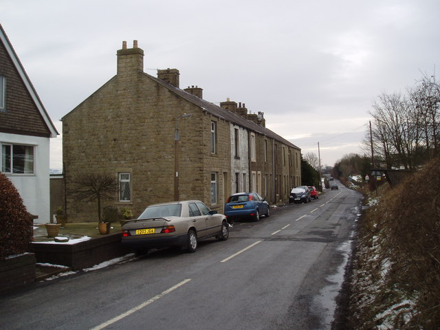 Upper Hill Cottages, Barnoldswick, Yorkshire
