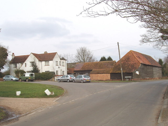Ridge village centre