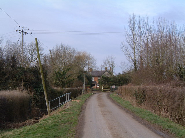 Severn Lane, Berkeley