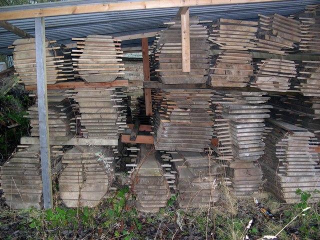 Timber Yard at Langley