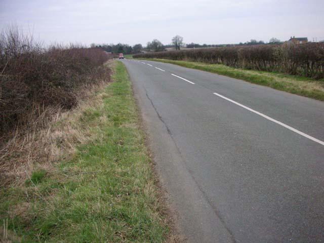Stanwick Road