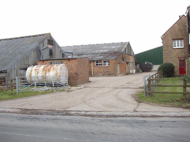 Fold Farm Dairy, near Barnet