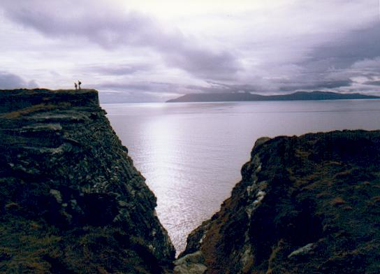 Suidhe Biorach point Skye.
