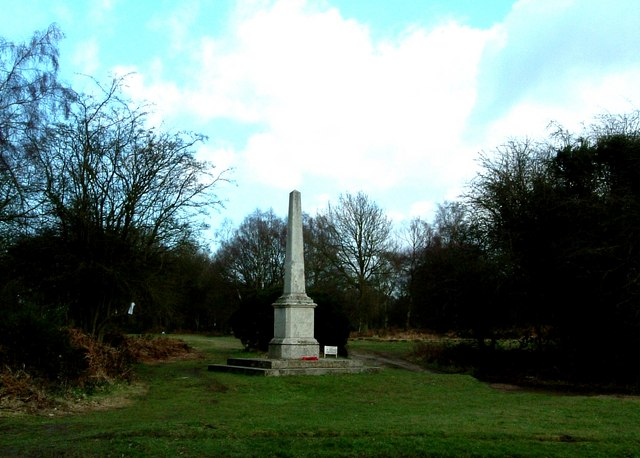 War Memorial, Berkhamsted Common