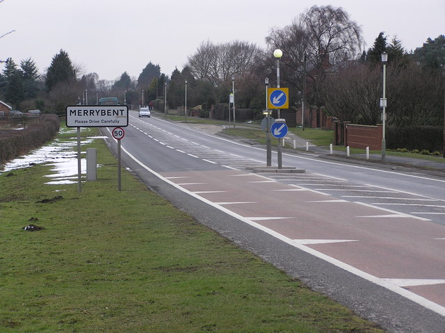 Merrybent Village :  Nr. Darlington