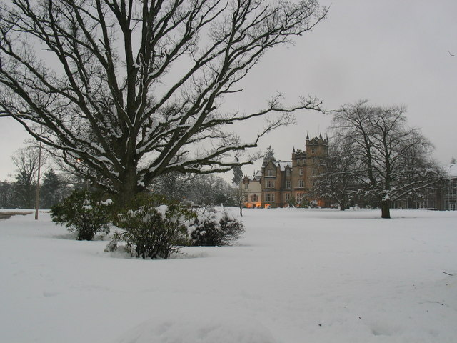 Cameron House Hotel on the banks of Loch Lomond.