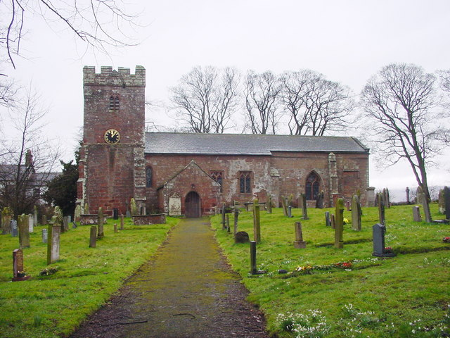 St Michael'sParish Church Kirkby Thore