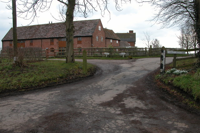 Cooksey Green Farm, Cooksey Green