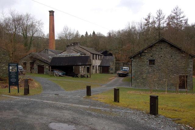 Stott Park Bobbin Mill