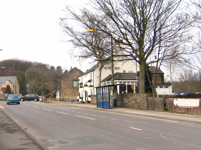 From Burncross to Charltonbrook