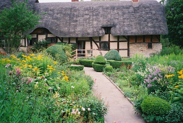 Shottery - Anne Hathaway's Cottage