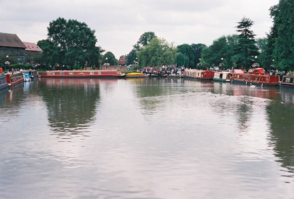 Stratford upon Avon - Canal Basin