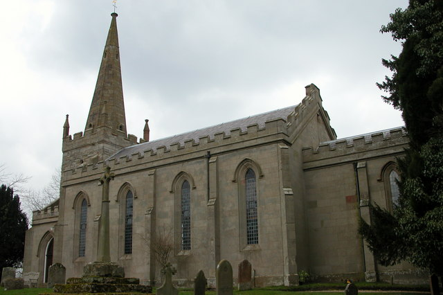 St Michael's Church, Elmley Lovett