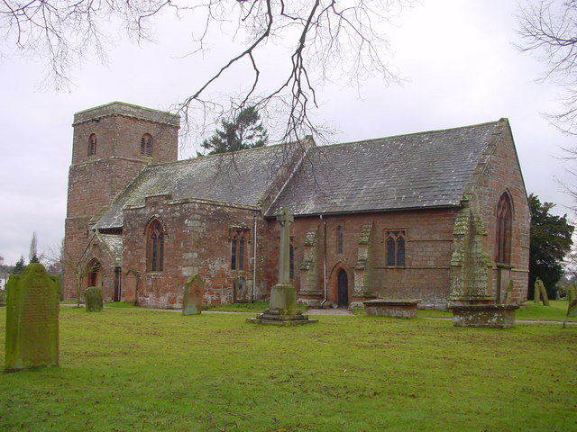Long Marton Church