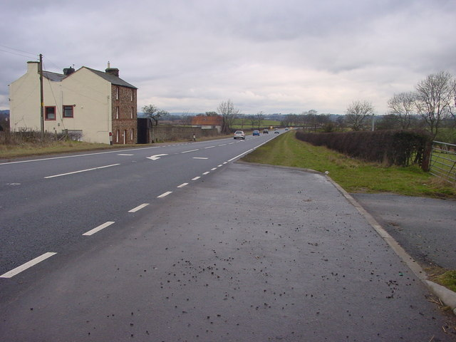 A66 at Brockham Cottage