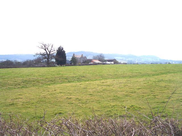 Chambers Farm near Brookthorpe