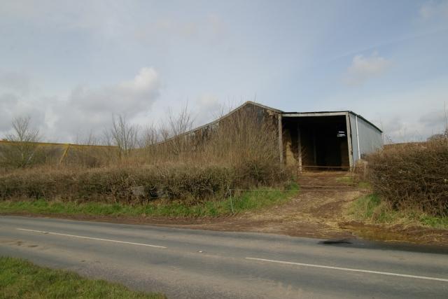 Barn at Ford Farm, Woodbury