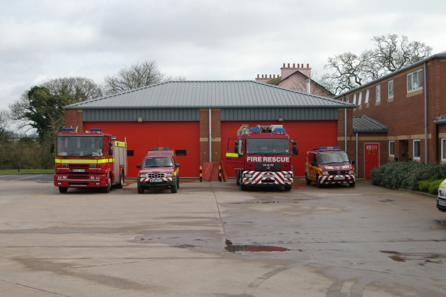 Exmouth Fire Station