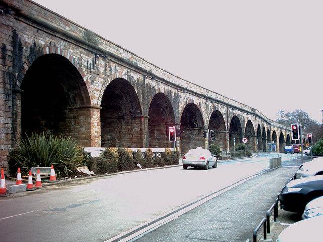 Kilmarnock Viaduct