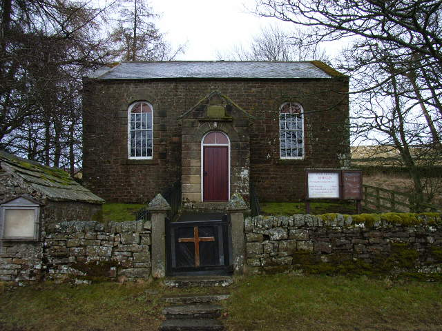 Methodist Chapel, Whiteley Shield