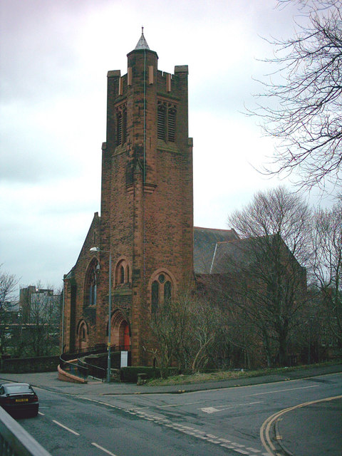 Henderson Church Kilmarnock