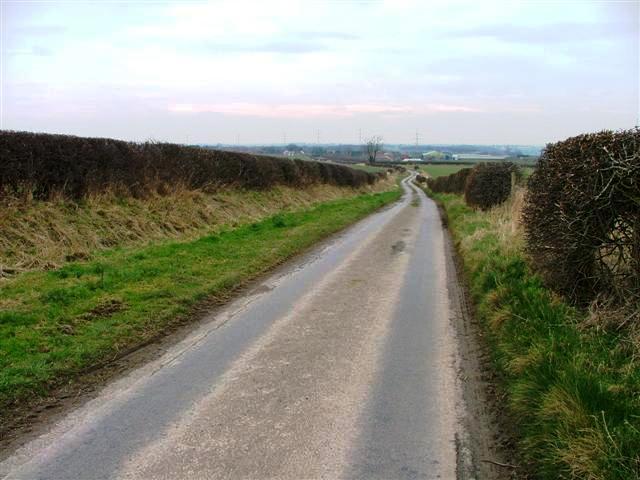 Lane to Middleton
