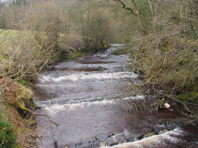 River Belah from Oxenthwaite Bridge