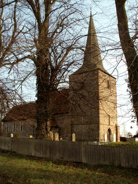 St. Mary's church, Fairstead, Essex
