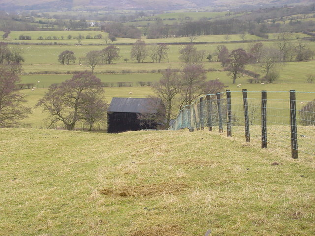 Barn on Kaber Rigg