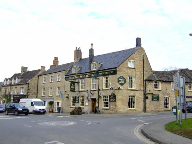 Kings Arms Hotel, Chipping Norton