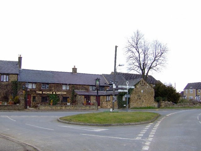 Horse and Groom, Milcombe