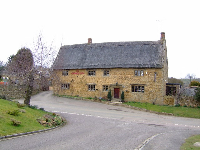 George Inn, Barford St Michael