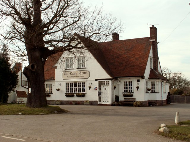'Du-Cane Arms' public house, Great Braxted, Essex
